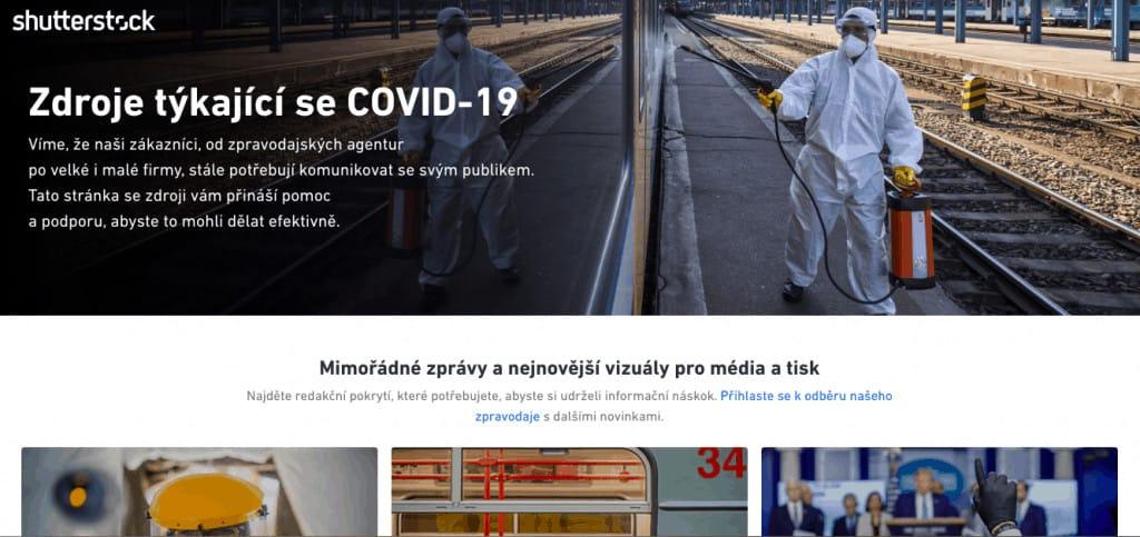 Shutterstock COVID-19