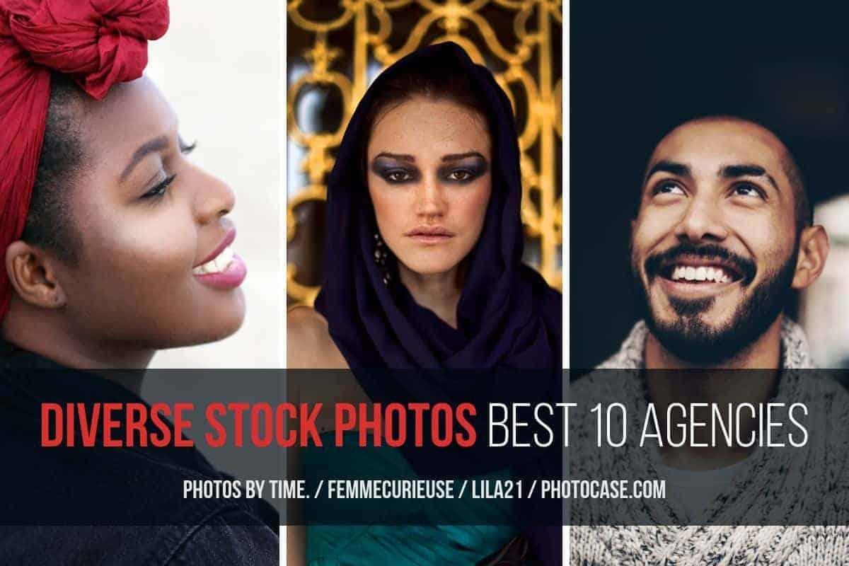 Etnicky rozmanité fotky: 10 nejlepších agentur s různorodým obsahem 39