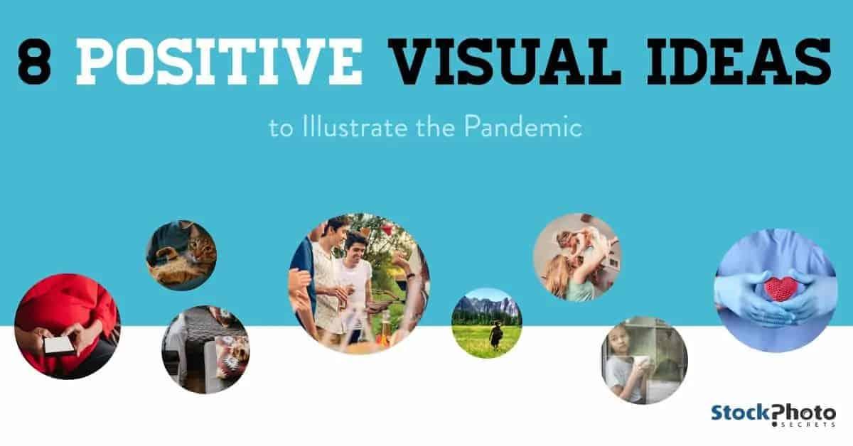 8 pozitivních vizuálních nápadů pro komunikaci a inspiraci v časech koronaviru 1