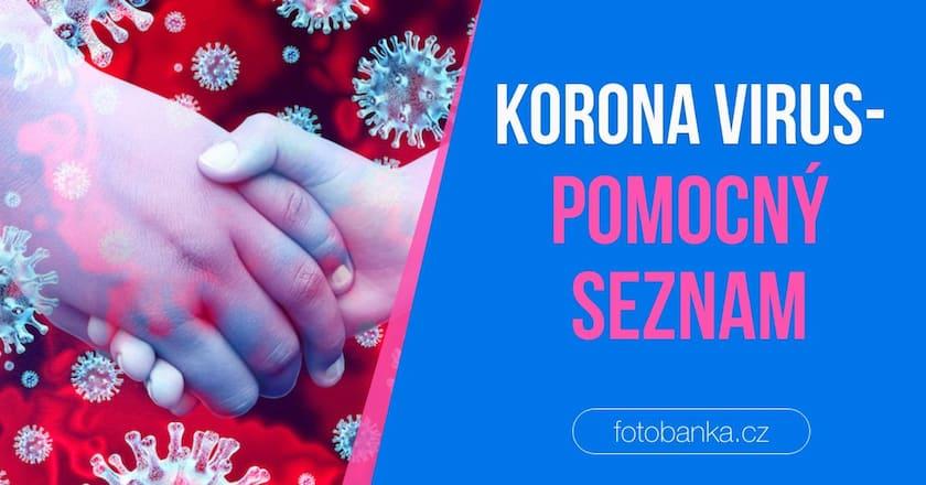 Doma, ale ne přilepení! Korona virus-pomocný seznam free fotek a zdrojů zdarma 23