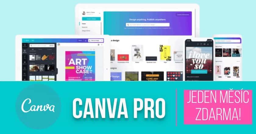 Úžasná zkušební verze Canva! Zde je návod, jak získat Canva Pro zdarma na jeden měsíc 1