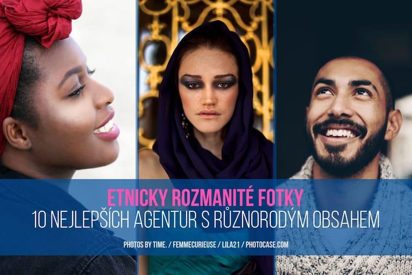 Etnicky rozmanité fotky: 10 nejlepších agentur s různorodým obsahem 57