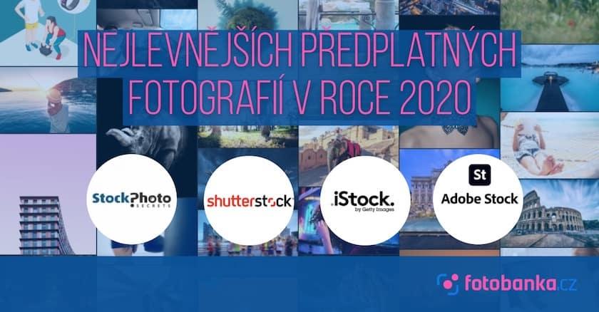 Top 7 nejlevnějších předplatných fotografií v roce 2020 (užitečný seznam) 1