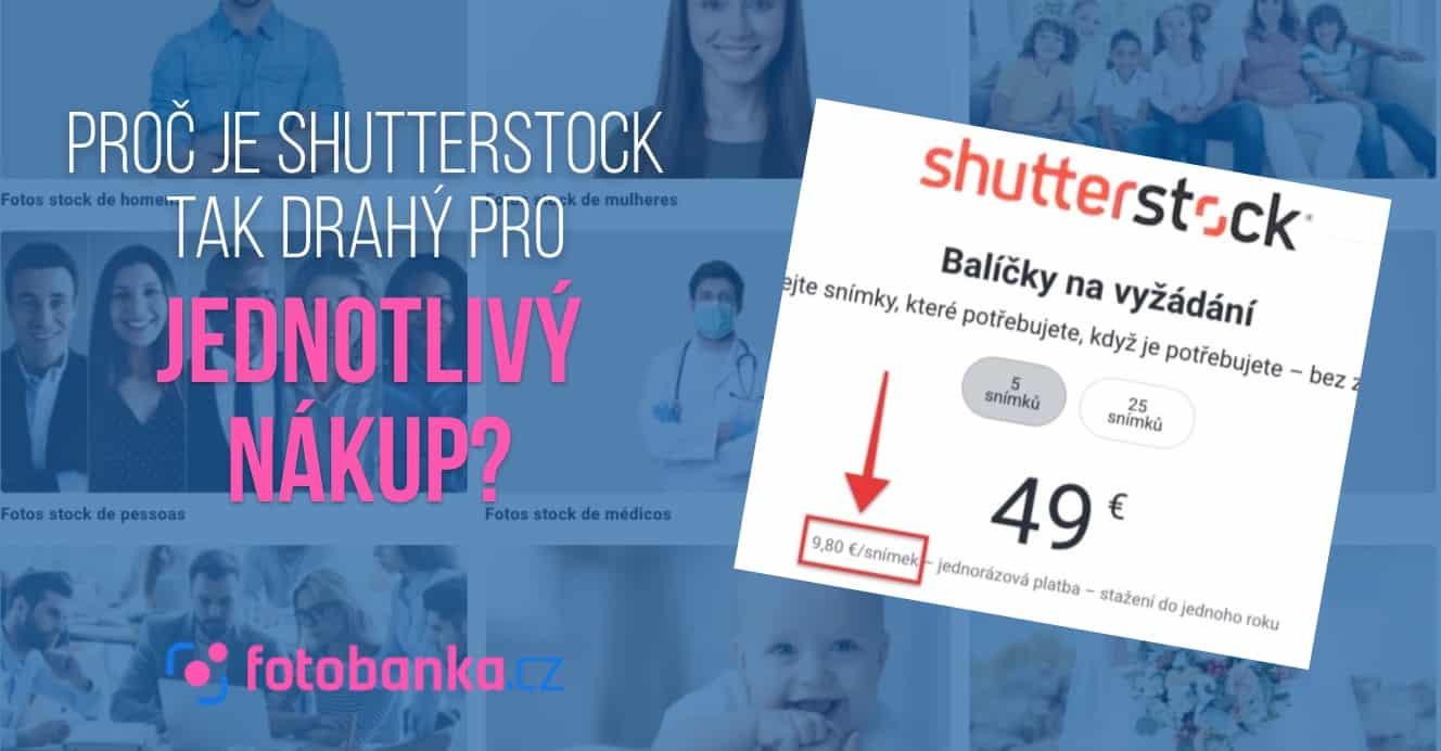 Proč je Shutterstock tak drahý pro jednotlivý nákup? Analýza cen Shutterstocku 1