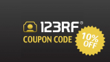 123RF Slevový kupón (až 20% SLEVA)