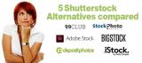 5 alternativ k Shutterstocku, které vás překvapí