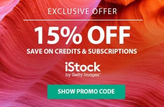 iStock slevový promo kód
