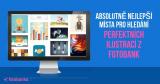 6 absolutně nejlepších webů k nalezení dokonalých ilustrací na fotobankách