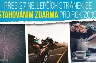 27+ nejlepších free fotobank s fotkami zdarma pro rok 2020!
